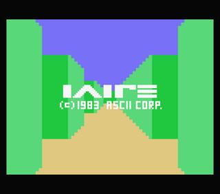 Iriegas #00 (MSX1)(1983)(ASCII)