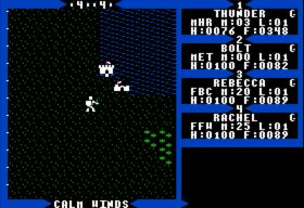 Ultima III - JournyOnward (Apple II)(1983)(Origin Systems)