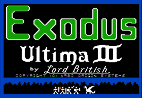 Ultima III - Title#1 (Apple II)(1983)(Origin Systems)