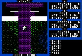 Ultima III - Town#1 (Apple II)(1983)(Origin Systems)